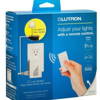 Caseta Wireless Plugin lamp dimmer