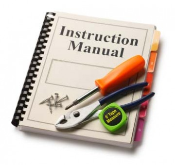 Thou Shall Read The Manual