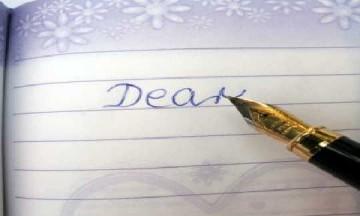Dear Friendly Stranger